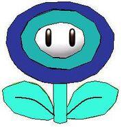 L water flower