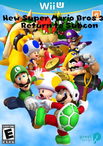 Return to Subcon