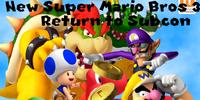 New Super Mario Bros 3. Return to Subcon
