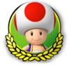 MK3DS Toad icon