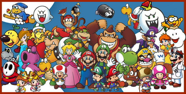 File:Mario Group by Tom (SW Variant).png