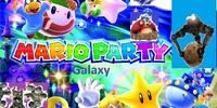 Mario Party Galaxy