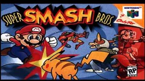 Peach's Castle (Super Smash Bros