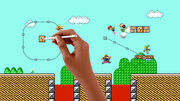 SSB4U Super Mario Maker