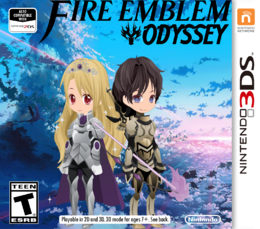 FE Game Cover Front Only