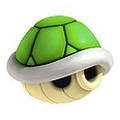 Green Shell - Mario Kart 8 Wii U