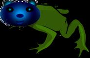 Unten Frog