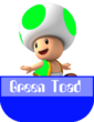 Green Toad MR