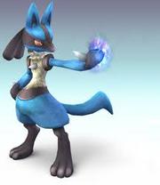 Lucario - Nintendo All-Star's
