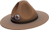 Sergeant's Drill Hat
