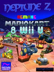 Mario Kart 8 Wii U Neptune Z Box