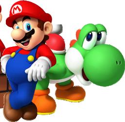 File:Mario & Yoshi SMN.png