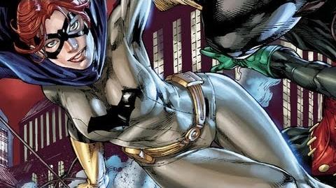 Superhero Origins Batgirl-0