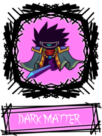Dark Matter SSBR
