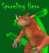 Sporeling Hero