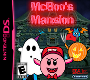 McBoo's Mansion Cover