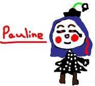 Pauline the menacing mime circus camp by askmelissa-d8s5mhd