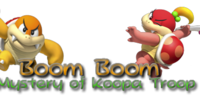 Boom Boom: Mystery of the Koopa Troop