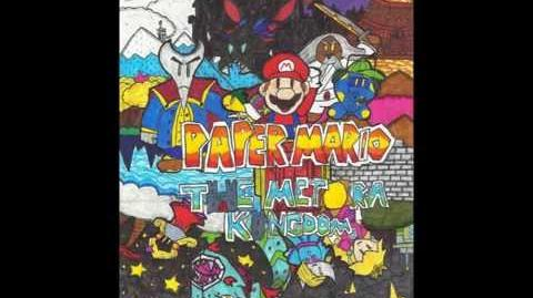 "Paper Mario Fanagame Music ""The Lunar Sanctuary"""