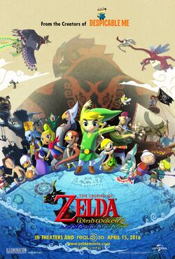 The Wind Waker Movie Poster 8