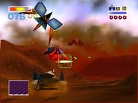 Star Fox 64 Titania