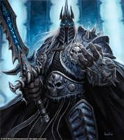 178px-The Lich King TCG