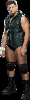 Cody Rhodes 10February2014