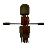 Incinerator Drone Doomtroid