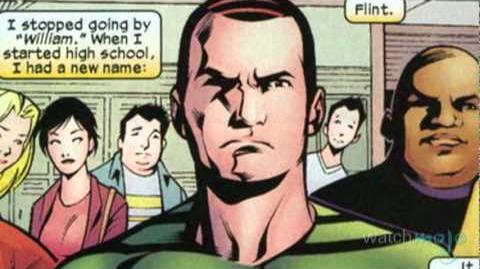 Supervillain Origins Sandman