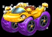 Monster Parade Purple