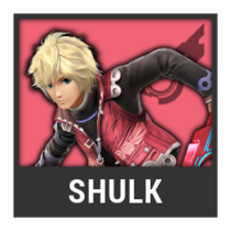 ACL -- Super Smash Bros. Switch character box - Shulk