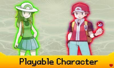 Playable Character/Alter Ego Yγ