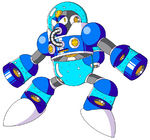 Mega man tt s flood man by justedesserts-d411law