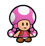 Toadette PLEA