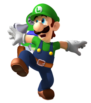 File:Sunshine luigi .png