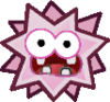 Pink Fuzzyball