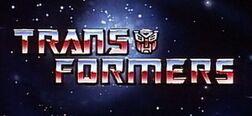 Transformers G1 series logo