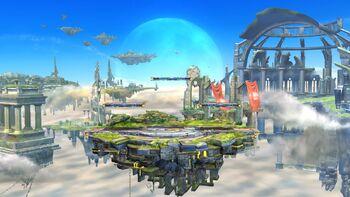 WiiU SuperSmashBros Stage11 Screen 01