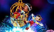 Mii and Pinocchio DF - DMW2