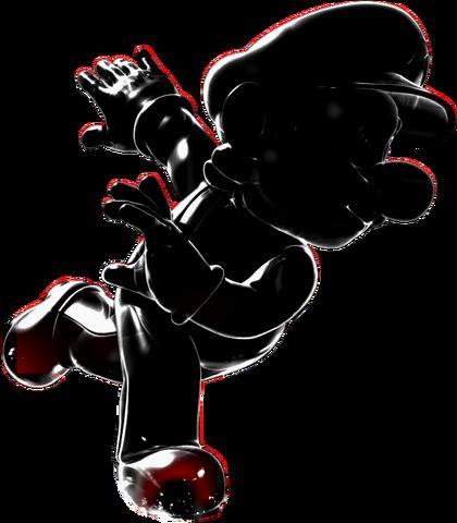 File:Dark Mario.png
