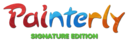 Painterly Signature Logo