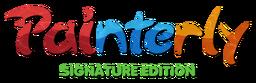 Painterly Signature Logo