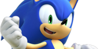 Sega & Fantendo All-Star Fighters/Sonic