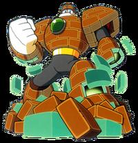 Stone Man
