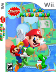 Newer Super Mario World