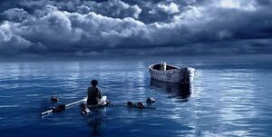 Life of Pi Stage