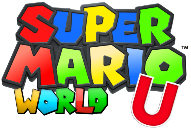 File:Super Mario Wordl U Logo.png