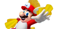 Cheep-Cheep Mario