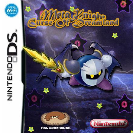 Meta Knight The Video Game Fantendo Nintendo Fanon