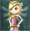 Toon Zelda ZA